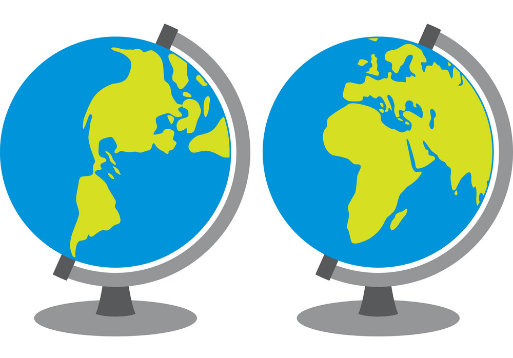 School Globe clipart 1