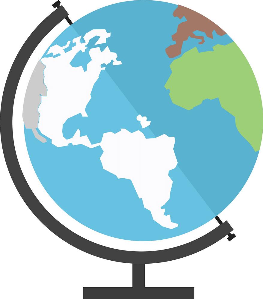 School Globe clipart
