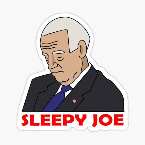 Sleepy Joe Biden clipart
