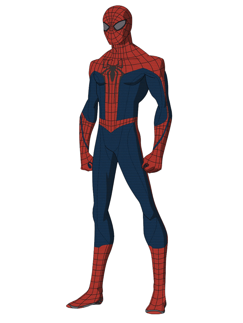 Awesome Spiderman clipart tranparent
