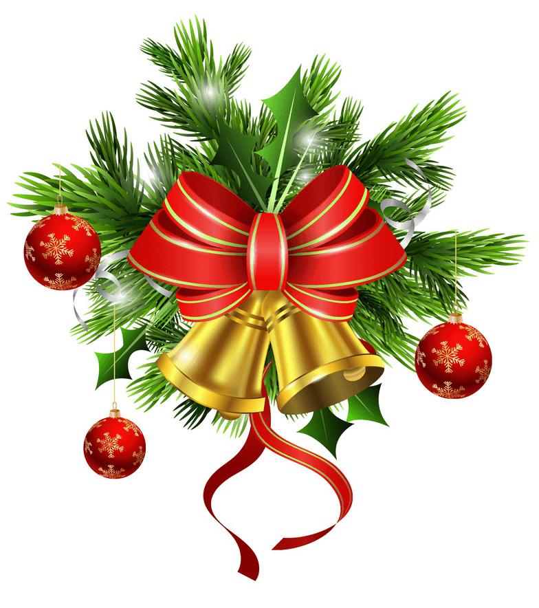 Beautiful Jingle Bells clipart