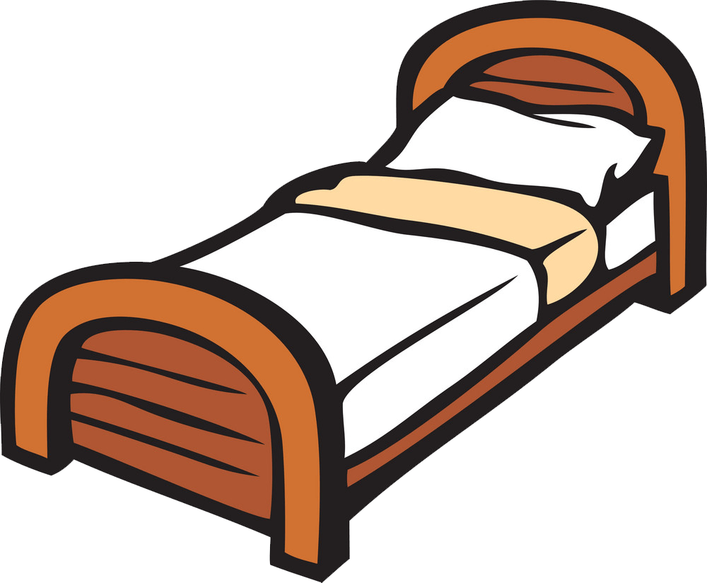 Bed clipart transparent - Clipart World