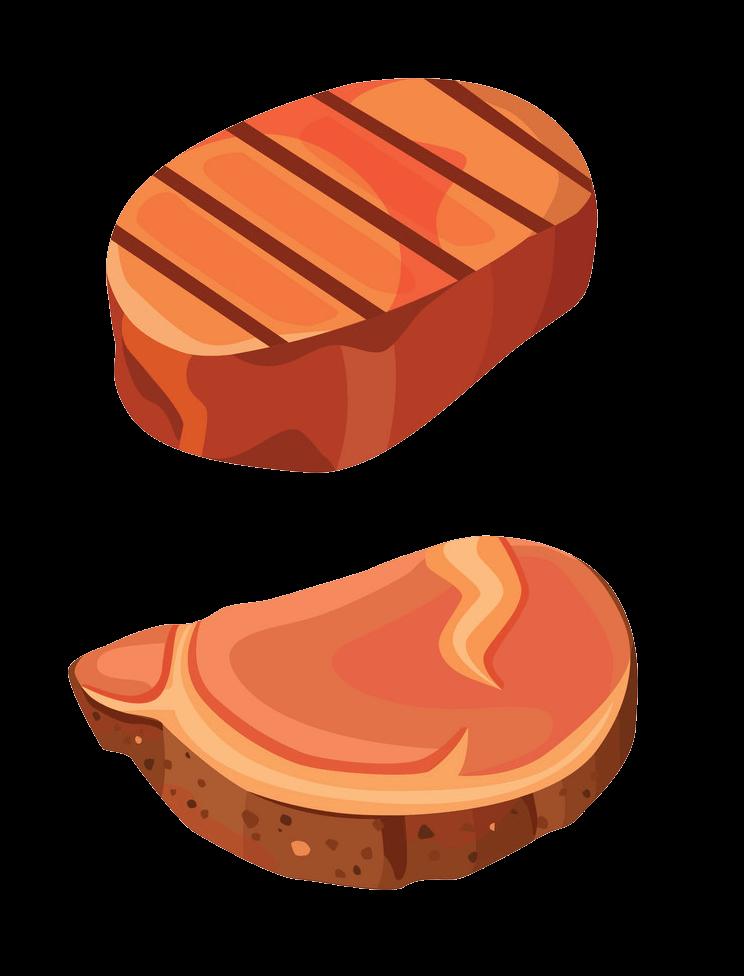 Beef Steak clipart transparent 2