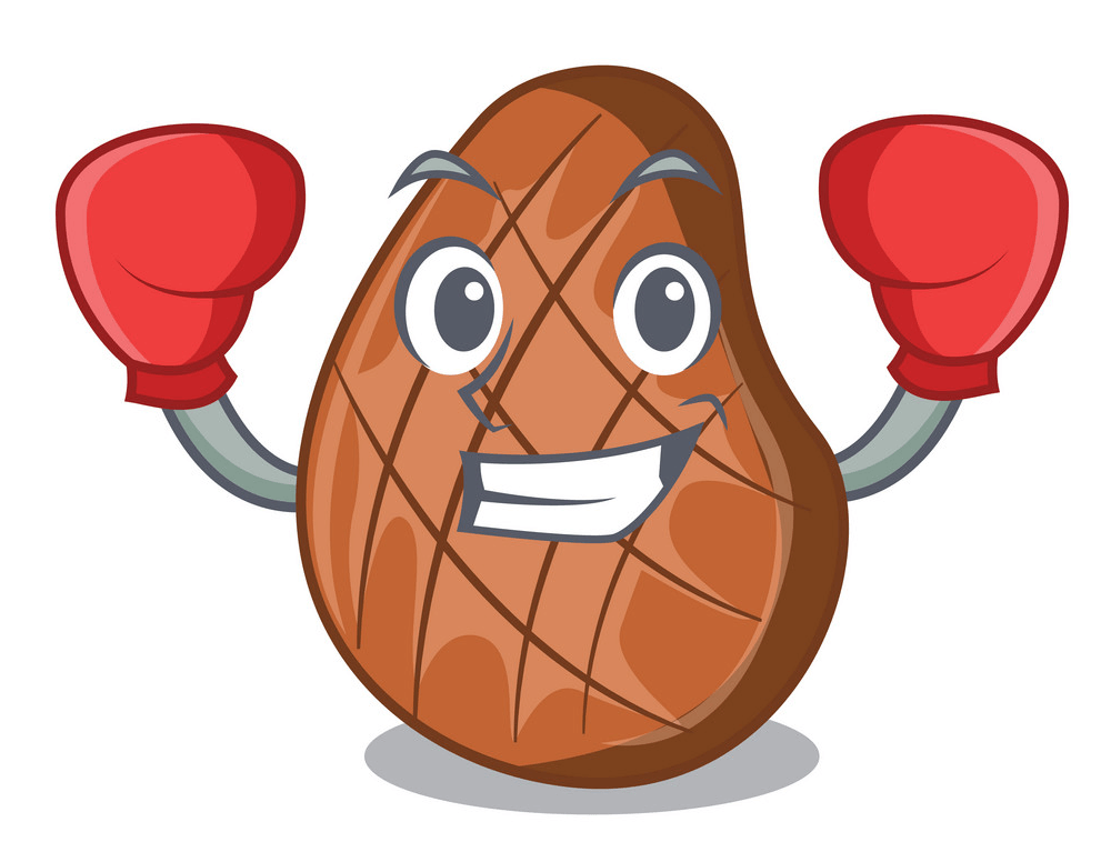 Boxing Grilled Steak clipart