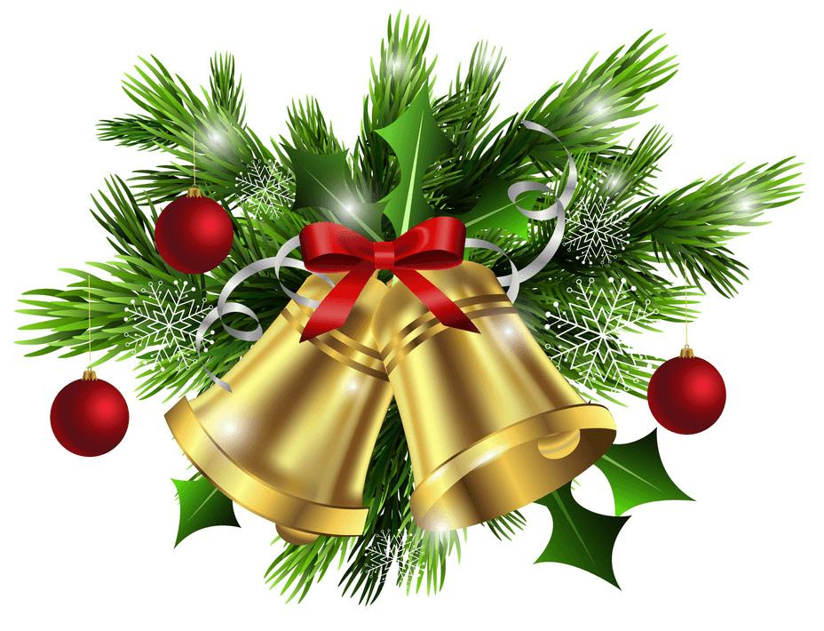 Christmas Bells clipart 1