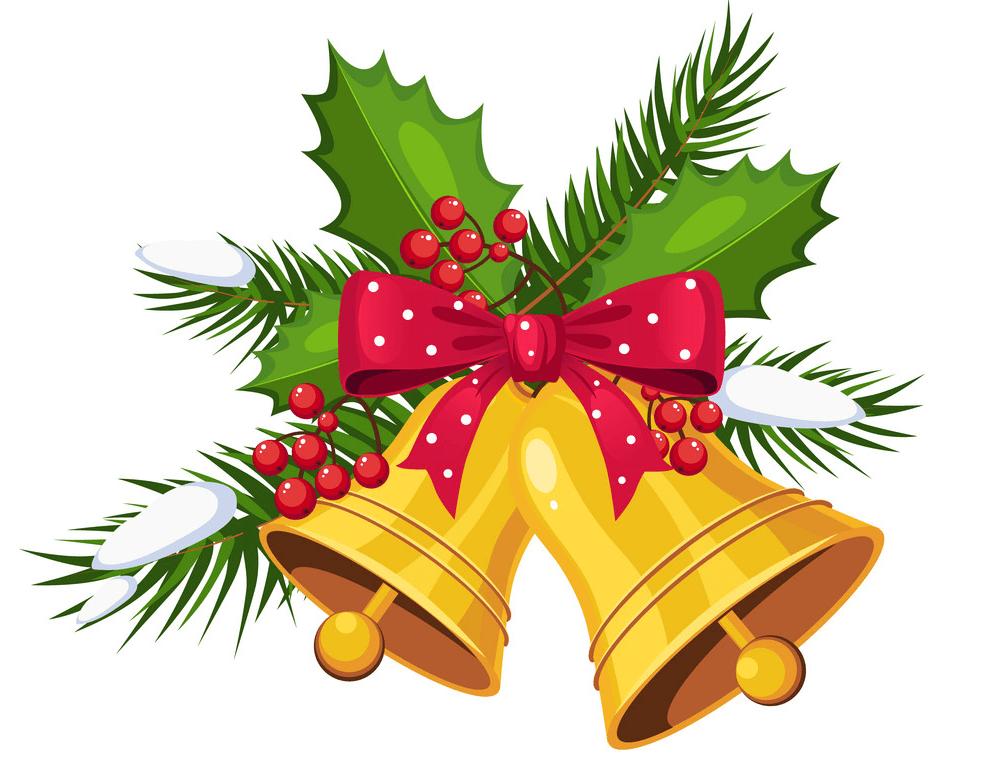 Christmas Bells clipart 3