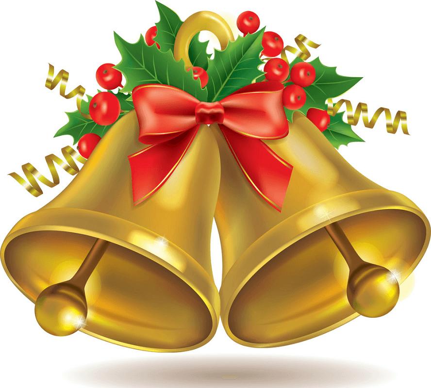 Christmas Bells clipart 4