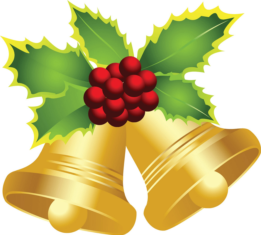 Christmas Bells clipart 5