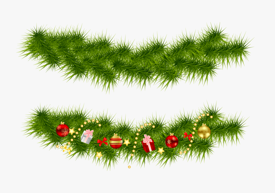Christmas Garland clipart 8