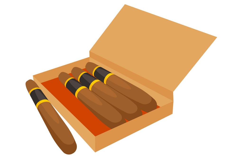 Cigar Clipart