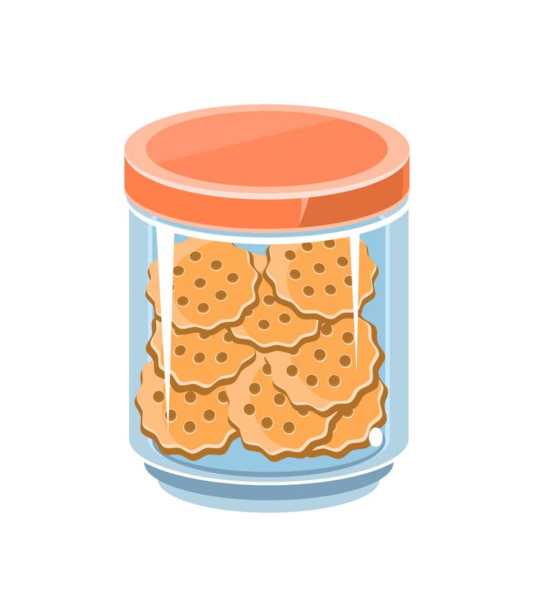 Cookies clipart 1