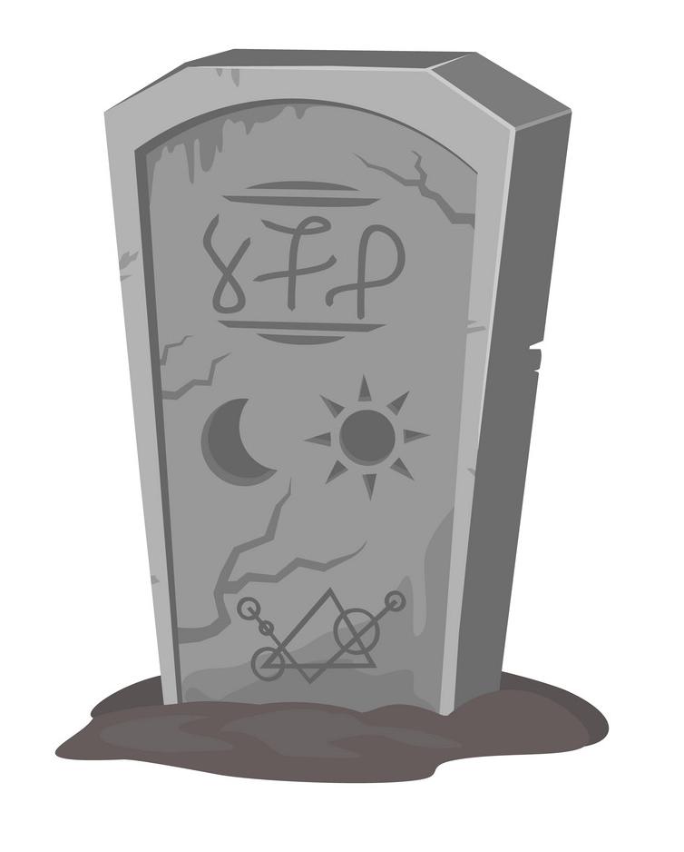 Design Tombstone clipart