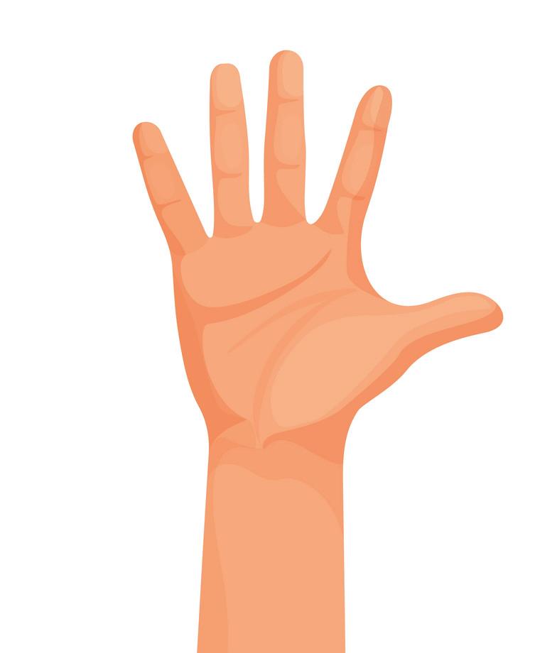 Hand clipart