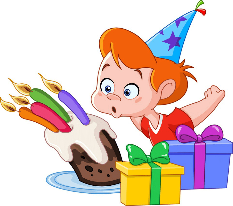 Happy Birthday clipart 10