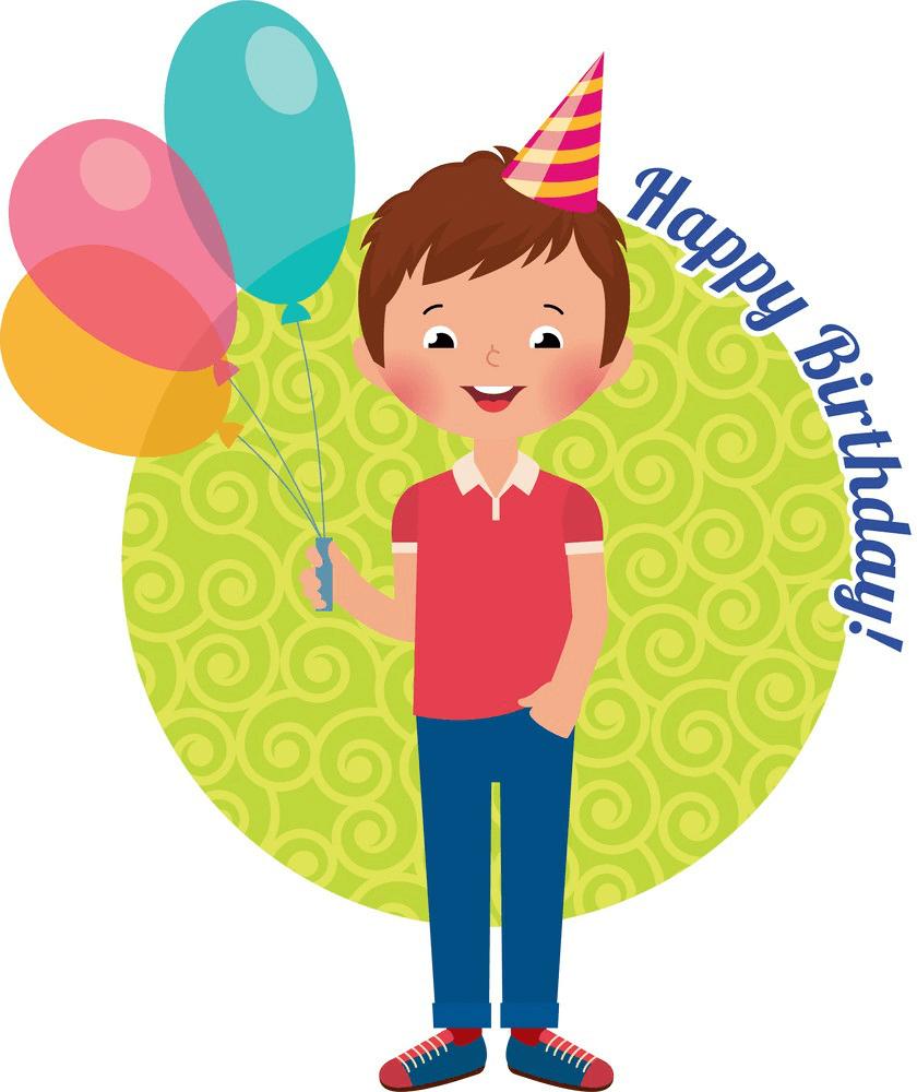 Happy Birthday clipart 13