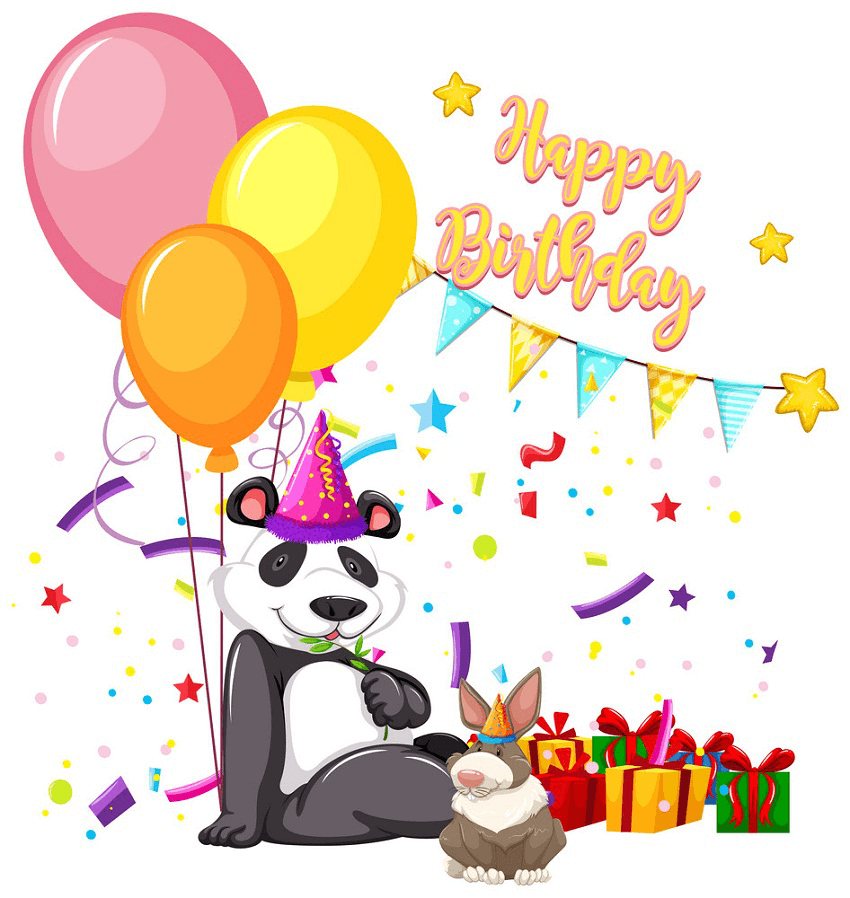 Happy Birthday clipart 14