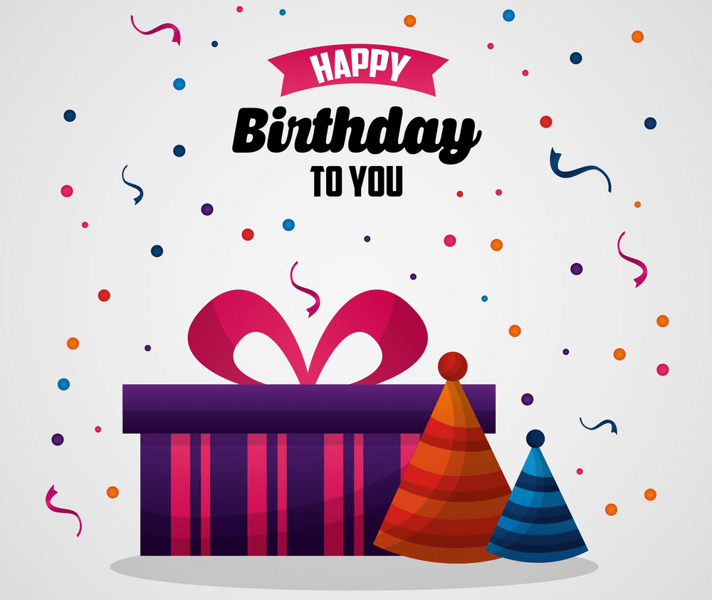 Happy Birthday clipart 15