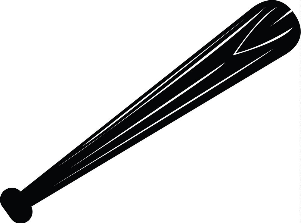 Icon Baseball bat clipart 1
