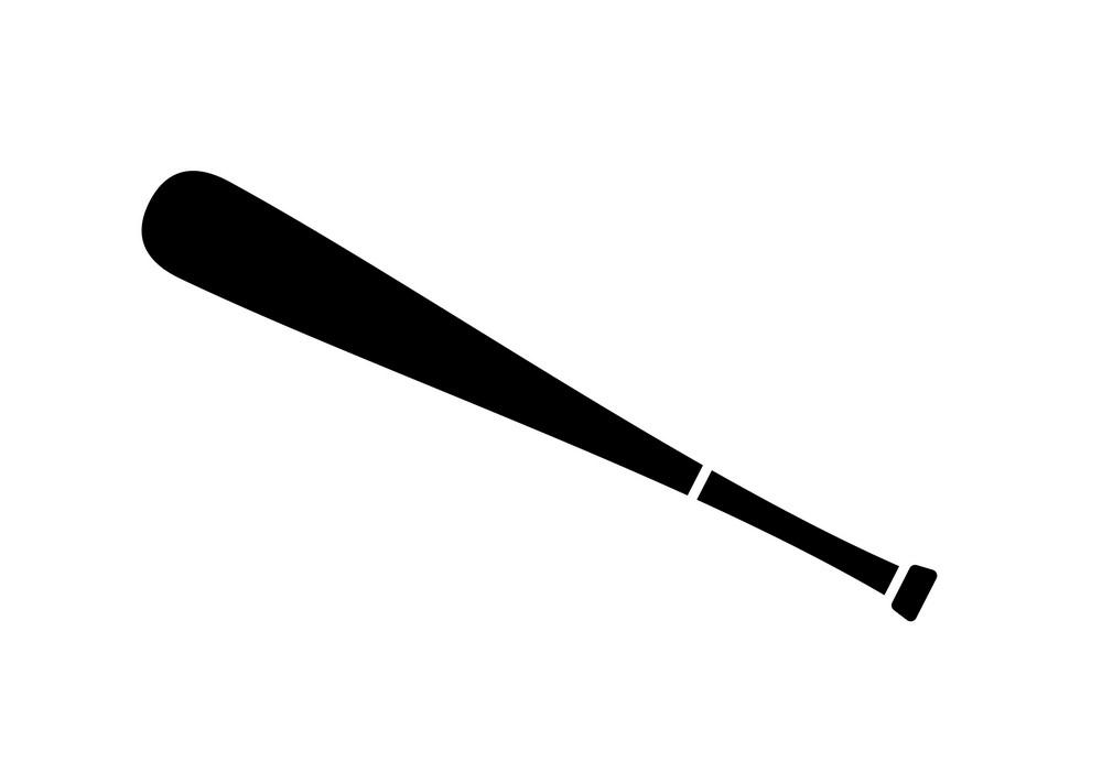 Icon Baseball bat clipart 2
