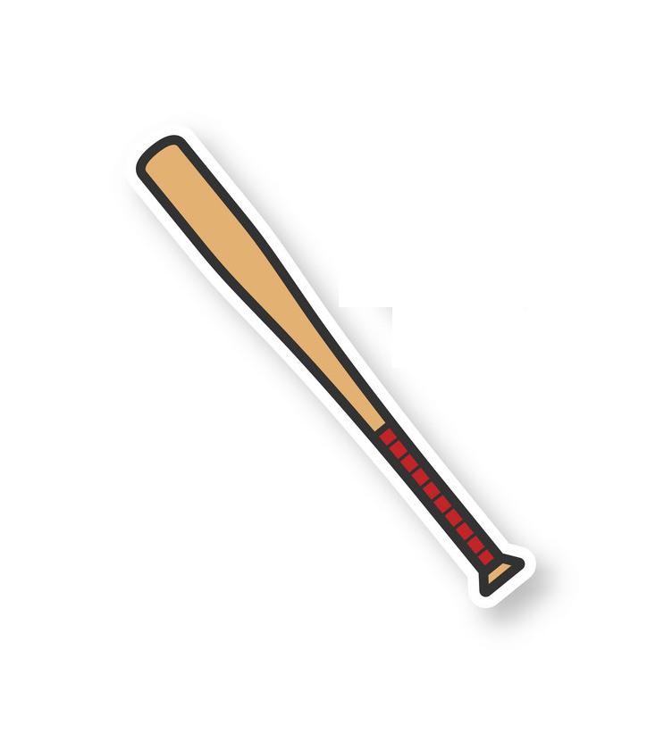 Icon Baseball bat clipart