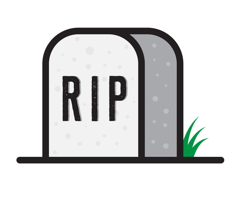Icon Tombstone clipart 1