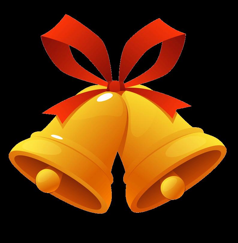 Jingle Bells clipart transparent