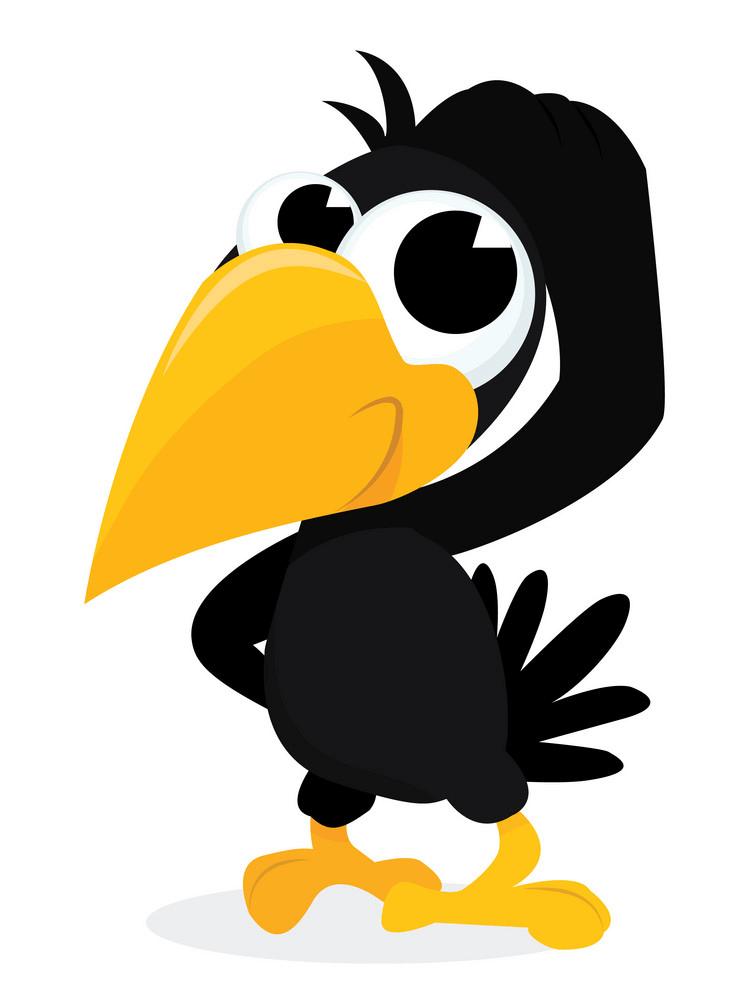 Little Crow clipart