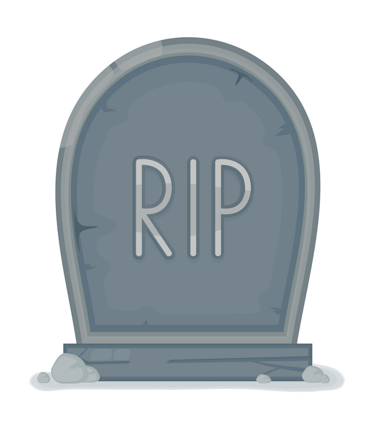 Old Tombstone clipart