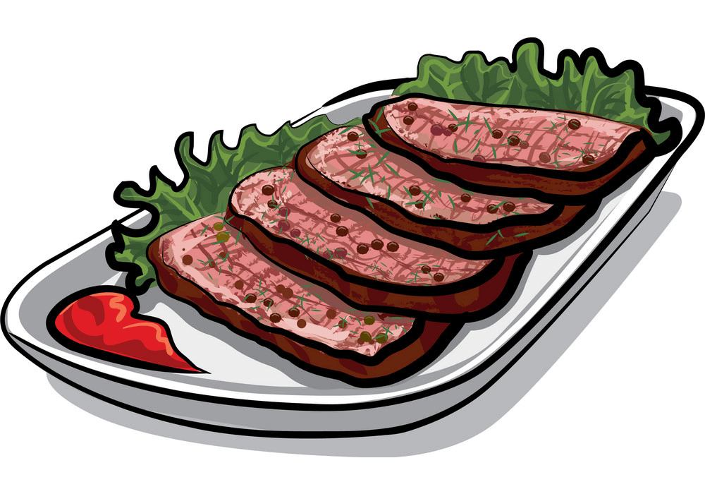 Steak Clipart