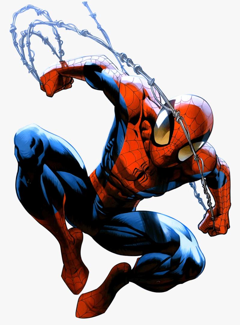 Spiderman clipart 2