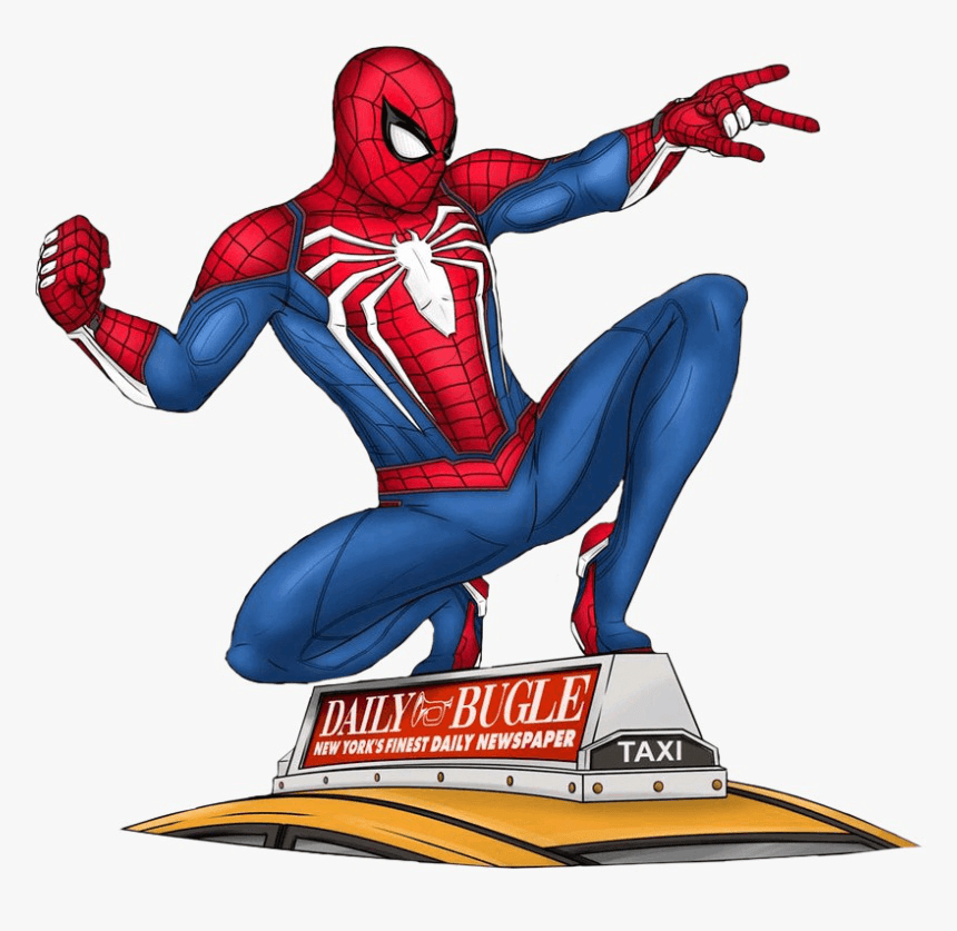 Spiderman clipart 5