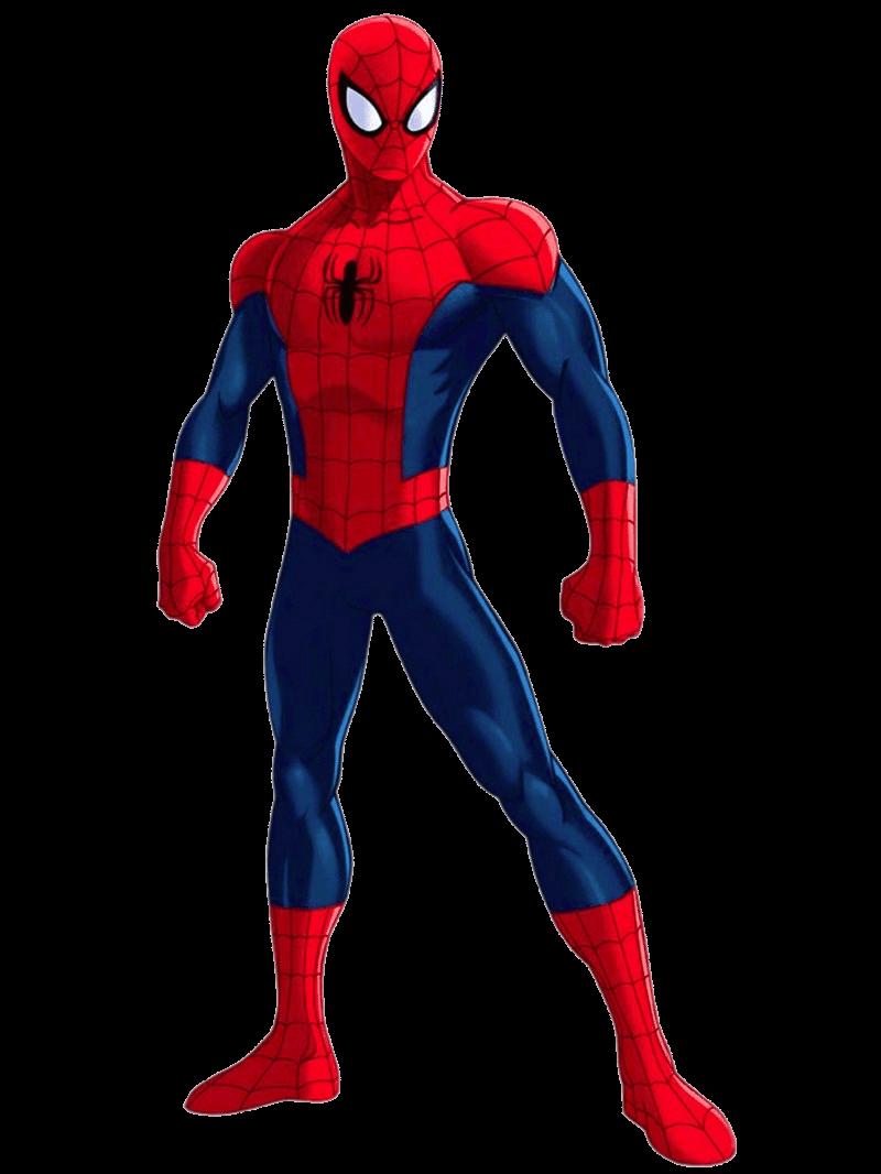 Spiderman clipart tranparent 4
