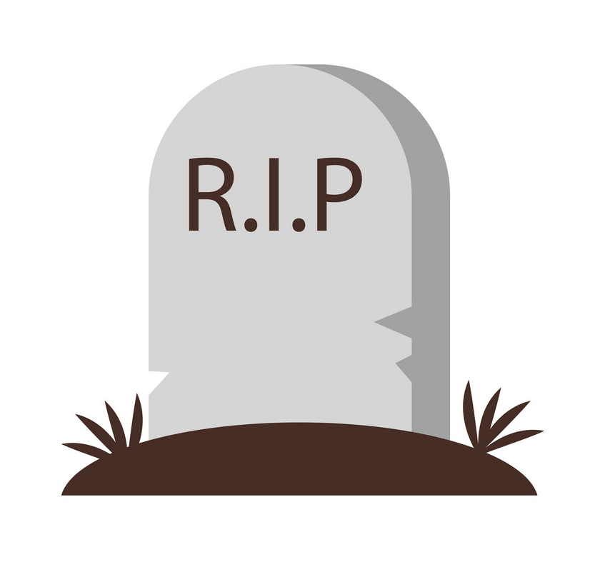 Tombstone clipart 2