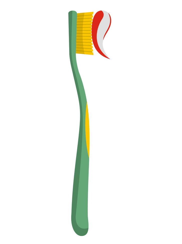 Toothbrush clipart 3