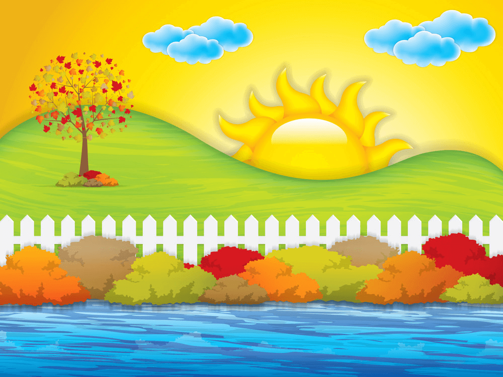 Autumn Garden clipart