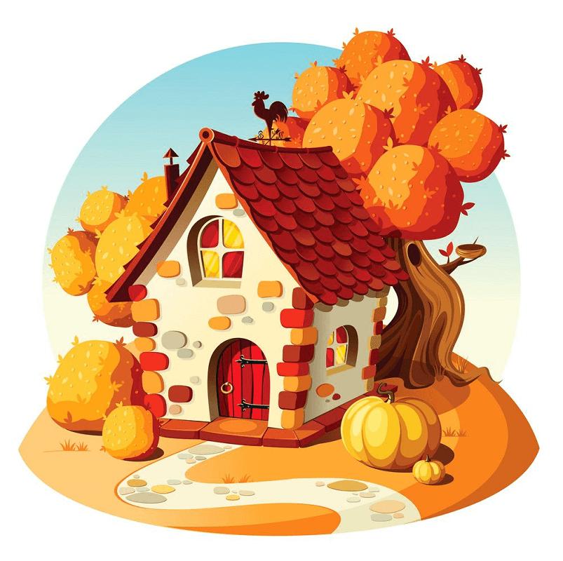 Autumn Landscape clipart 1