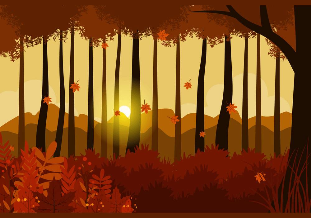 Autumn clipart 1