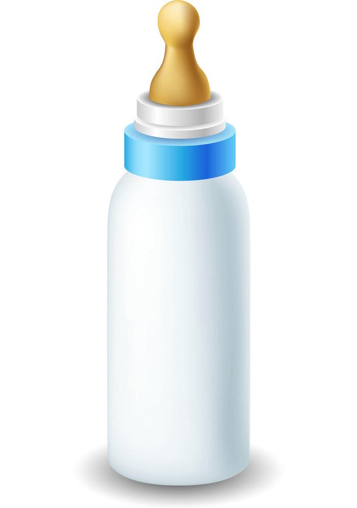 Baby Bottle clipart 3