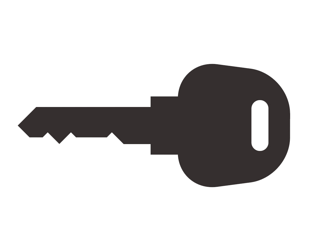 Car Key clipart transparent