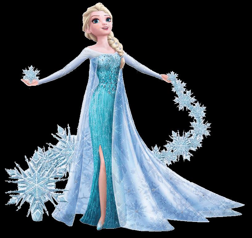 Cool Elsa clipart transparent