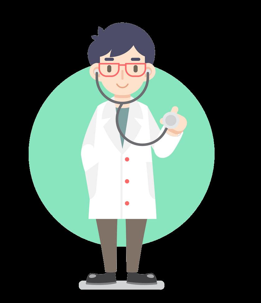 Doctor clipart transparent