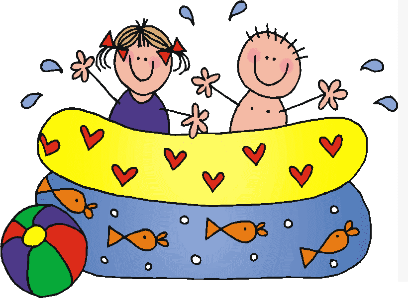 Download Kids Swimming clipart