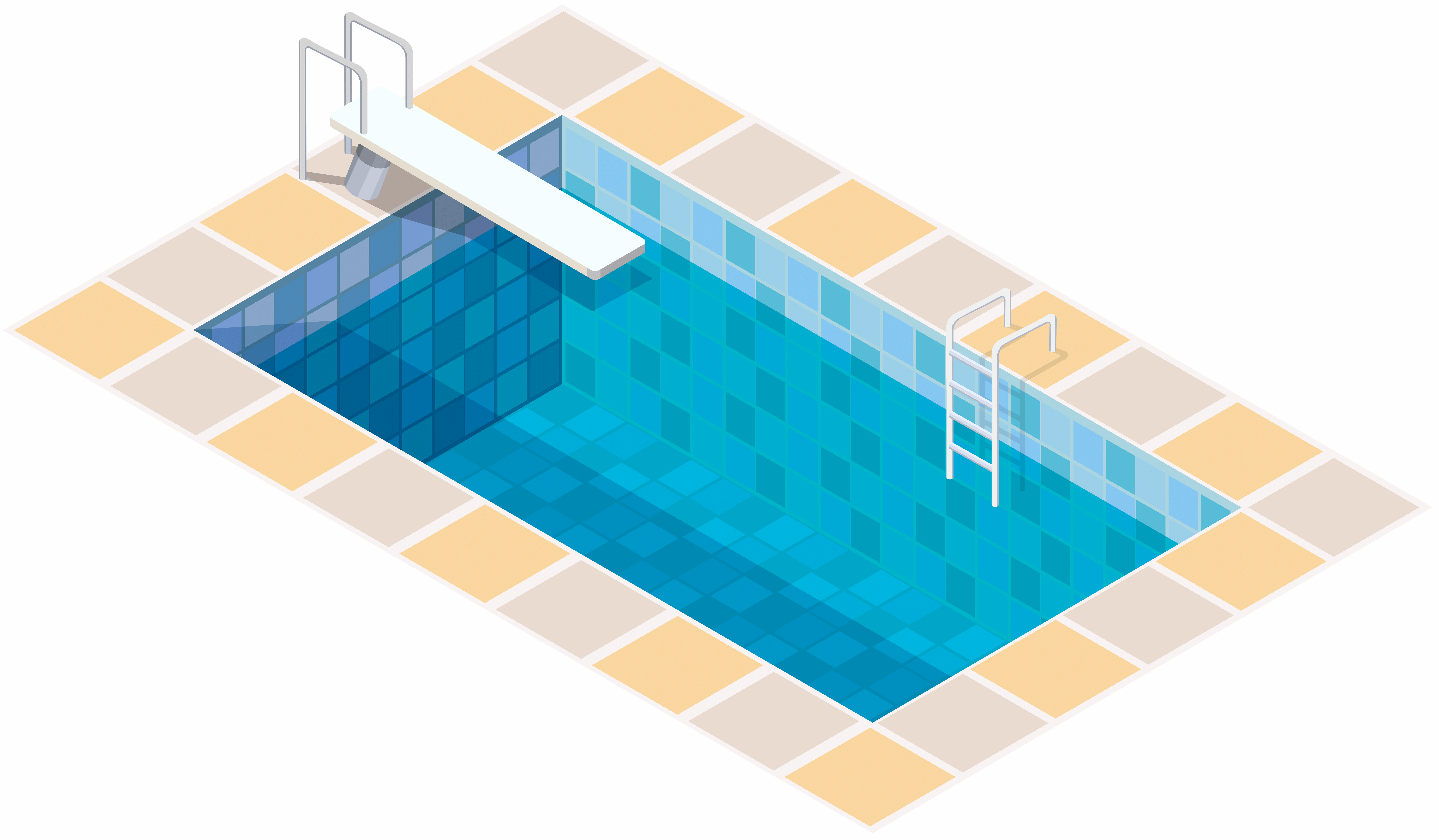 Download Swimming Pool clipart png image