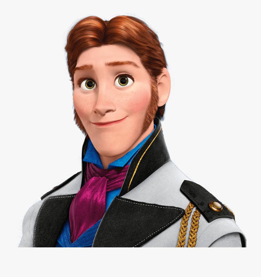 Hans from Frozen clipart