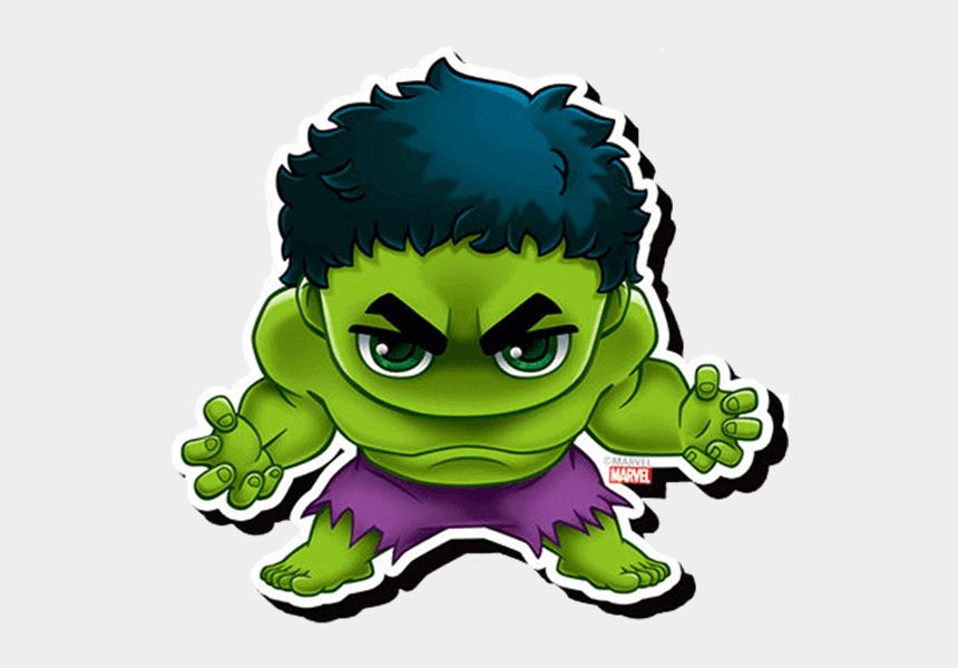 Hulk Sticker clipart