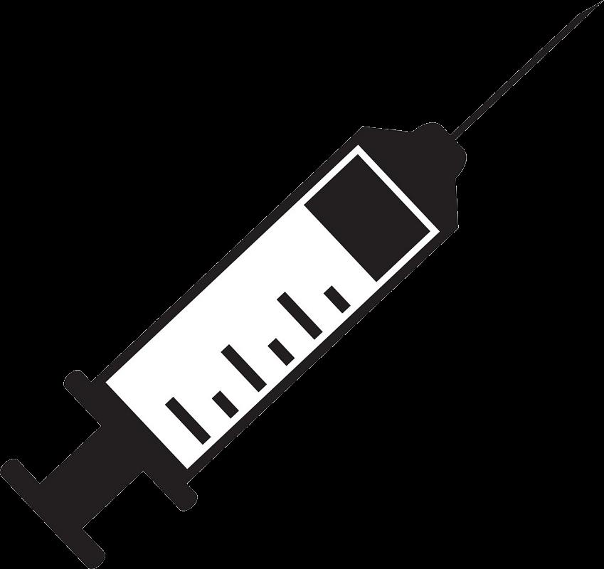 Icon Syringe clipart transparent