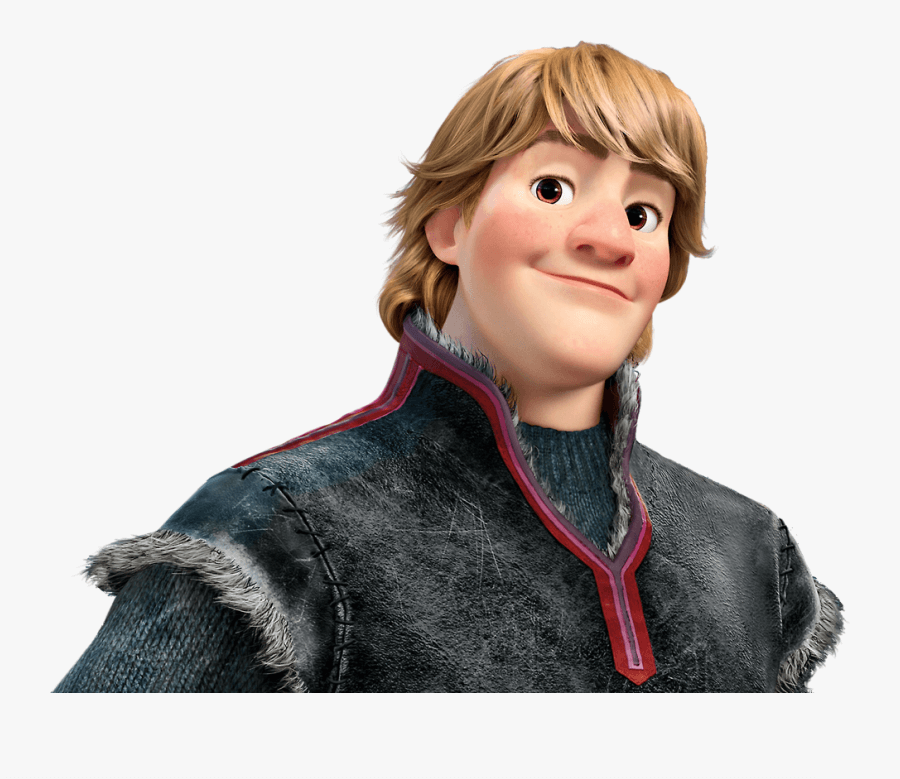 Kristoff from Frozen clipart