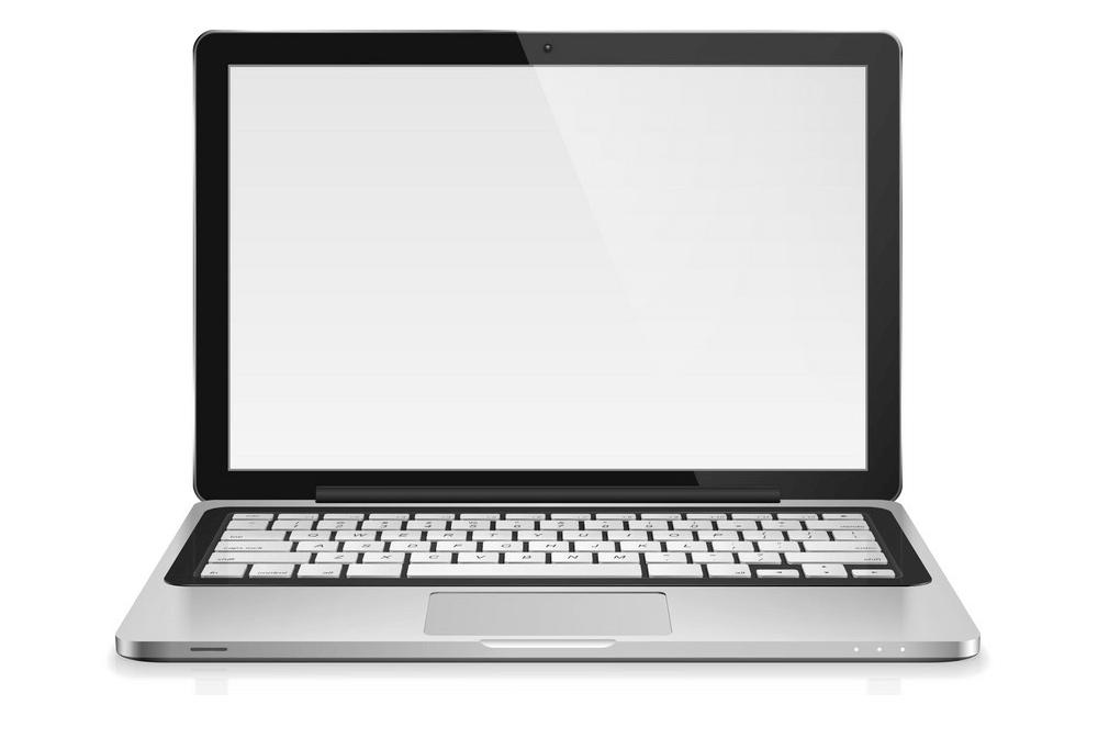 Laptop clipart 1