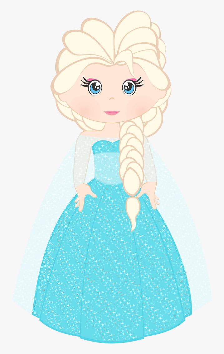 Lovely Elsa clipart