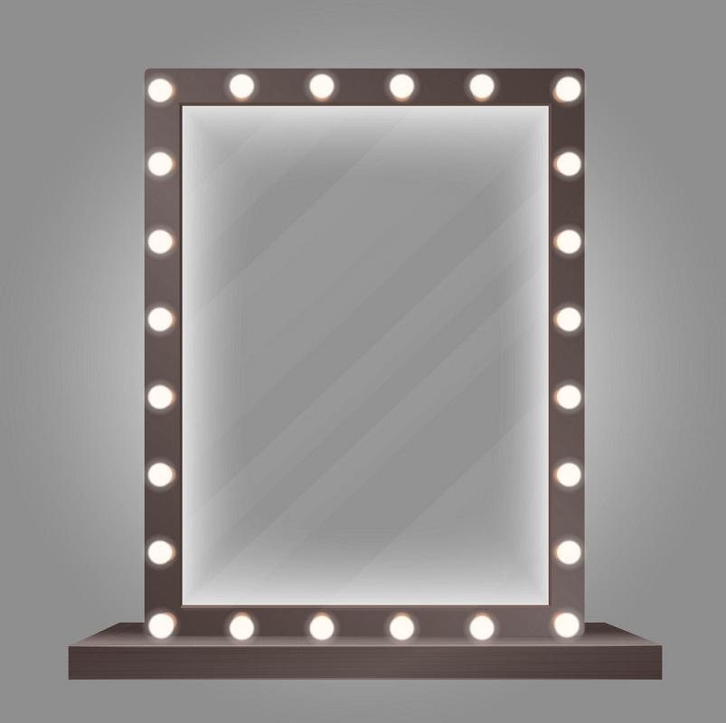 Makeup Mirror clipart